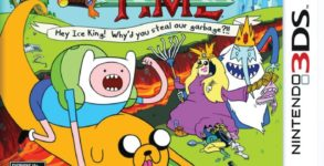 Adventure Time 3ds cia Region Free (MEGA)