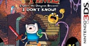 Adventure Time Explore The Dungeon Because i Don't Know 3ds cia Region Free (MEGA)