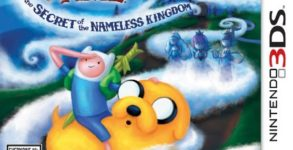 Adventure Time The Secret of The Nameless Kingdom 3ds cia Region Free (MEGA)