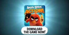 Angry Birds Action! Android apk + data v2.0.1 (MEGA)