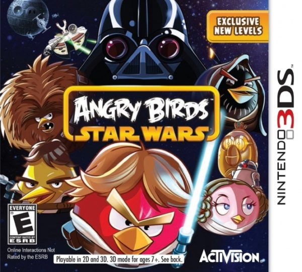 Angry Birds Star Wars 3ds cia Region Free (MEGA)
