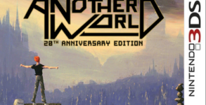 Another World 20th Anniversary Edition 3ds cia Region Free (MEGA)