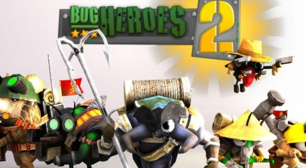 Bug Heroes 2 Android apk + data v1.00.10.0 (MEGA)