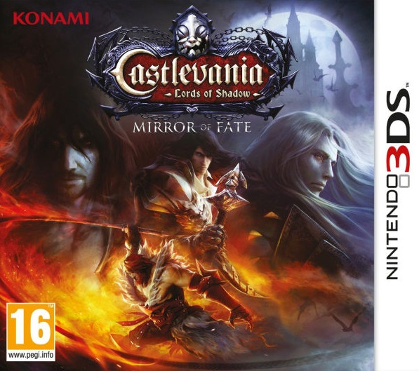 Castlevania Lords of Shadow 3ds cia Region Free (MEGA)
