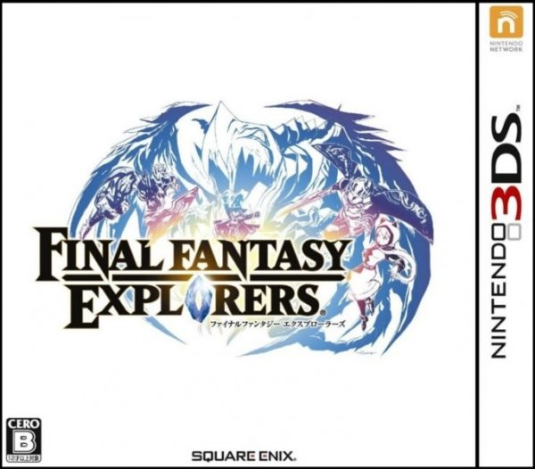 Final Fantasy Explorers 3ds cia Region Free (MEGA)