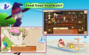 HARVEST MOON: Seeds Of Memories Android apk + data v1.0 (MEGA)
