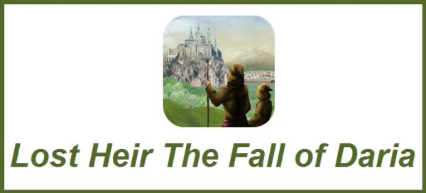 Lost Heir: The Fall of Daria Android apk v1.1.0 (MEGA)