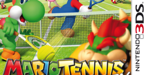 Mario Tennis Open 3ds cia Region Free (MEGA)