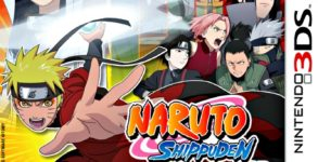Naruto Shippuden 3d The New Era 3ds cia Region Free (MEGA)