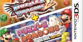 Puzzle & Dragons z + Puzzle & Dragons Super Mario Bros edition 3ds cia (MEGA)