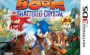 Sonic Boom Shattered Crystal 3ds cia Region Free (MEGA)