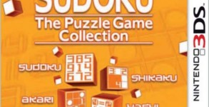 Sudoku The Puzzle Game Collection 3ds cia Region Free (MEGA)