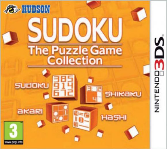 Sudoku: The Puzzle Game Collection 3ds cia Region Free (MEGA)