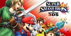 Super Smash Bros 3ds cia (Region Free)