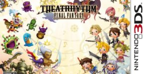 Theatrhythm Final Fantasy 3ds cia Region Free (MEGA)