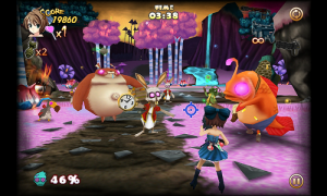 Zombie Panic in Wonderland 3ds cia Region Free (MEGA)