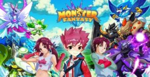 Monster Fantasy Android apk + data v1.0 (MEGA)