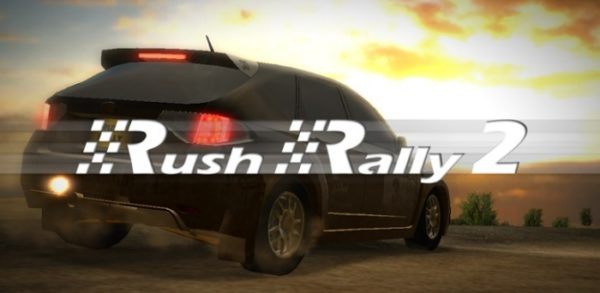 Rush Rally 2 Android apk v1.51 (MEGA)