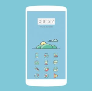 Articons - Icon Pack Android apk v1.0 (MEGA)
