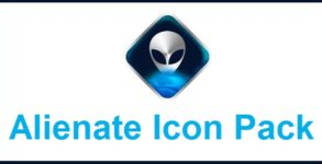 Alienate Icon Pack Android apk v1.0.0 (MEGA)