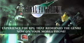 FINAL FANTASY VII Android apk + data v1.0.11 (MEGA)