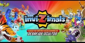 Invizimals: Batalla de Cazadores Android apk + data v1.1 (MEGA)