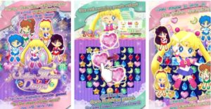 Sailor Moon Drops Android apk v1.4.6 (MEGA)