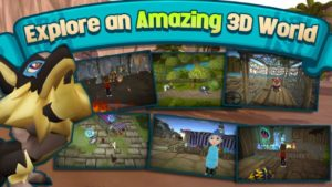 Terra Monsters 3 Android apk + data v15.0 (MEGA)