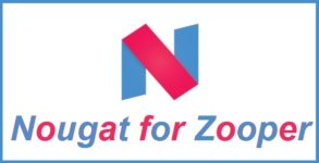 Nougat for Zooper Android apk v1.1.0 (MEGA)