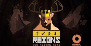 Reigns Android apk v1.0 (MEGA)