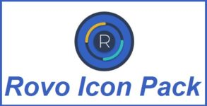 Rovo Icon Pack Android apk v1.0.3 (MEGA)