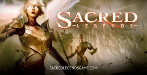 Sacred Legends Android apk v1.1.10539.548 (MEGA)