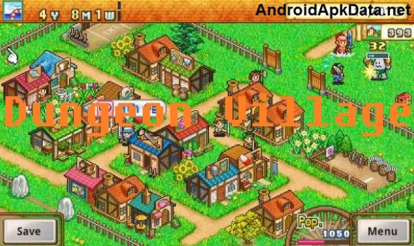 Dungeon Village Android apk v1.0.8 Full (MEGA)