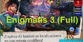 Enigmatis 3 (Full) Android apk + data v1.0 (MEGA)