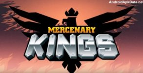 Mercenary Kings Android apk + data v1.36 (MEGA)
