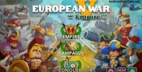 European War 5:Empire Android apk v1.0.7 (MEGA)