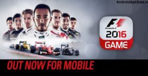 F1 2016 Android apk + data v0.1.6 (MEGA)