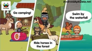 Toca Life: Stable Android apk + data v1.0.1 (MEGA)