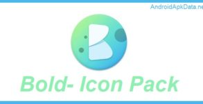 Bold- Icon Pack Android apk v1.0 (MEGA)