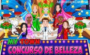 My Town : Beauty Contest Android apk v1.0 (MEGA)