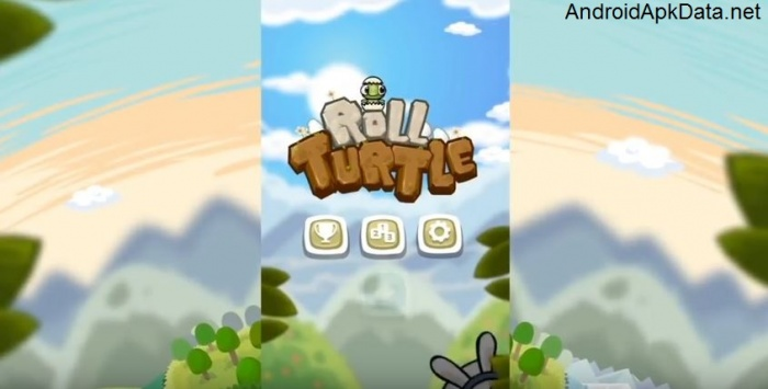 Roll Turtle Android apk v1.2 (MEGA)