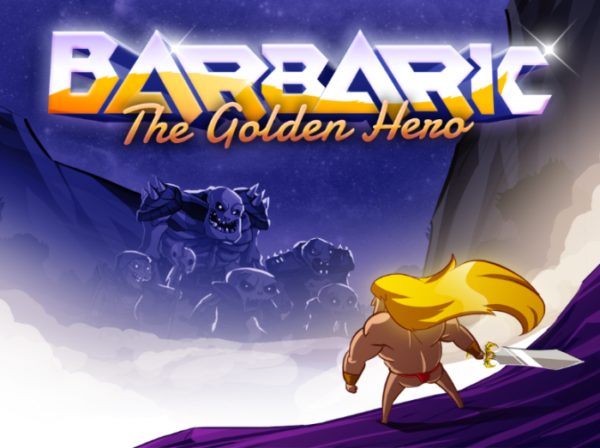 Barbaric: The Golden Hero Android apk v1.1.00 (MEGA)