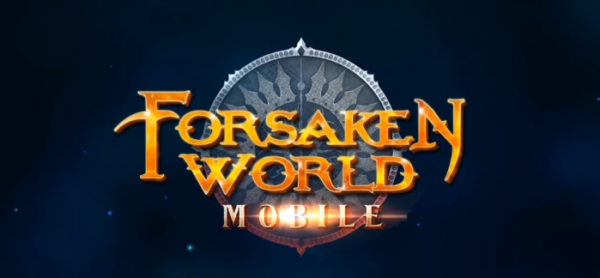 Forsaken World Mobile MMORPG Android apk v1.2.0 (MEGA)
