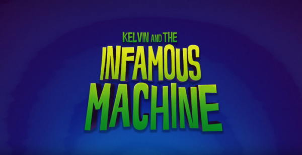 Infamous Machine Android apk v1.1 (MEGA)