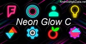 Neon Glow C Android apk v1.0.5 (MEGA)