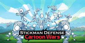 Stickman Defense: Cartoon Wars Android apk v1.2.5 (MEGA)