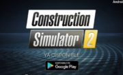 Construction Simulator 2 Android apk + data v1.0 (MEGA)