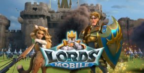 Lords Mobile Android apk v1.37 (MEGA)