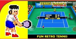 Tennis Champs Returns Android apk v1.3.3 (MEGA)