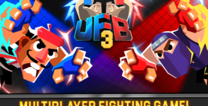 UFB 3 - Ultra Fighting Bros Android apk v1.0 MOD (MEGA)
